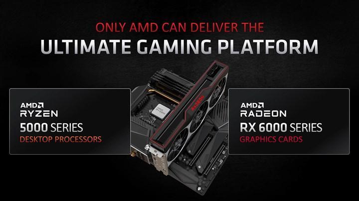 AMD, RX 6000 serisinin kapsamlı oyun testlerini yayınladı