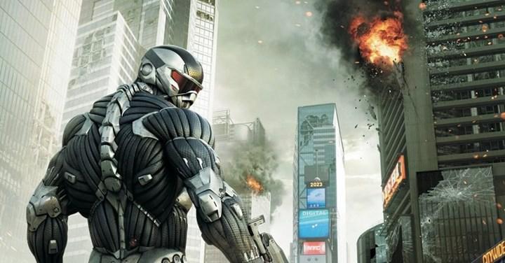 Crytek'in Crysis Next isimli bir battle royale oyun üzerinde çalıştığı iddia edildi