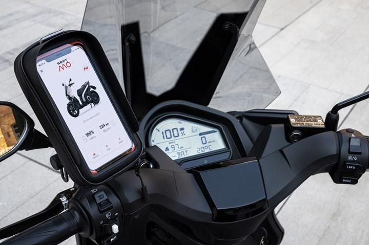 Seat, MO eScooter 125 ile elektrikli motosiklet pazarına giriş yaptı: İşte fiyatı ve özellikleri