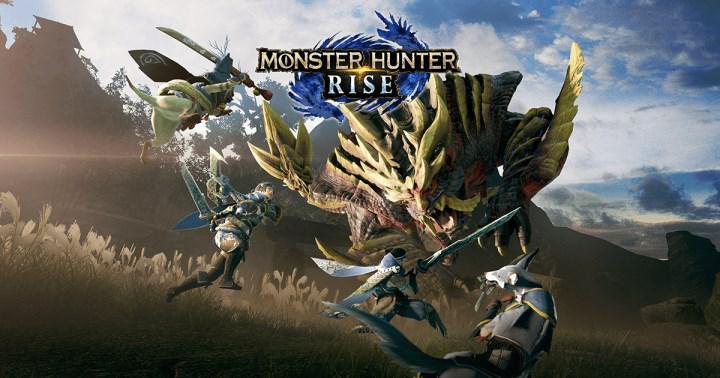 Nintendo Switch'e özel çıkacak Monster Hunter Rise'dan oynanış videosu geldi
