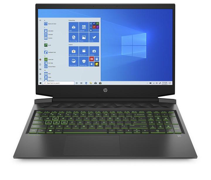 HP Pavilion Gaming 16 dev ekranı kompakt gövdeye sığdırıyor