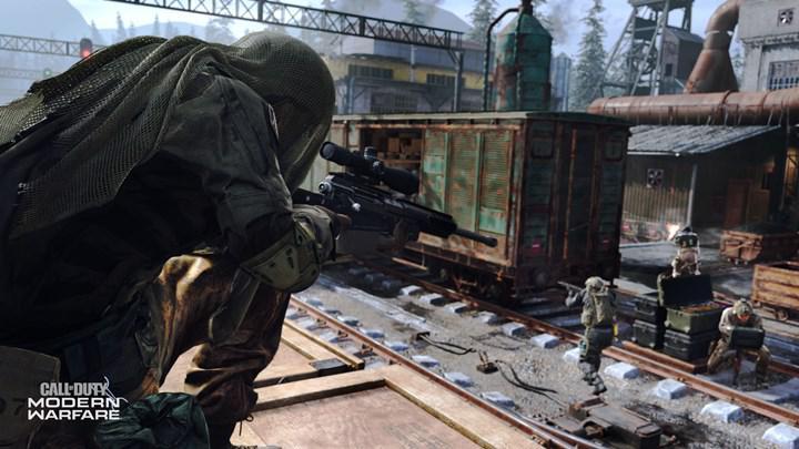 Call of Duty Modern Warfare tarihi satış rekoruna imza attı