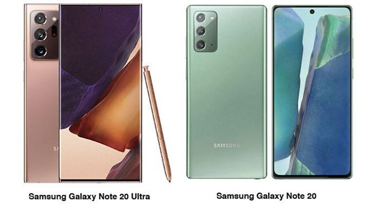 Galaxy Note 20 FE geliyor