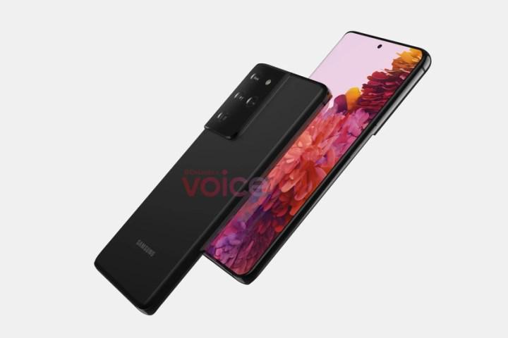 Samsung Galaxy S21'in seri üretimi başladı