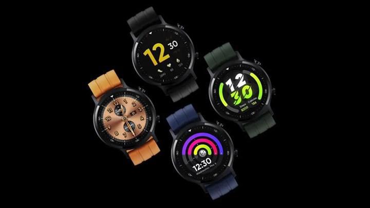 Realme'den şık ve uygun fiyatlı akıllı saat: Realme Watch S