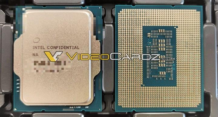 Intel Alder Lake ve Rocket Lake işlemcileri görüntülendi