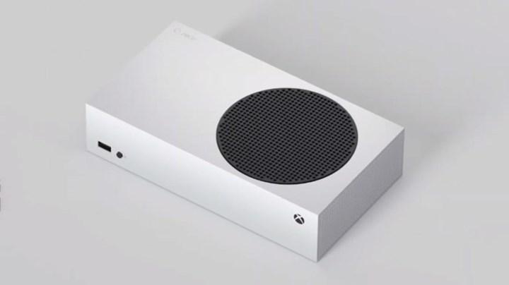 Xbox Series S'in kullanılabilir depolama alanı 364GB