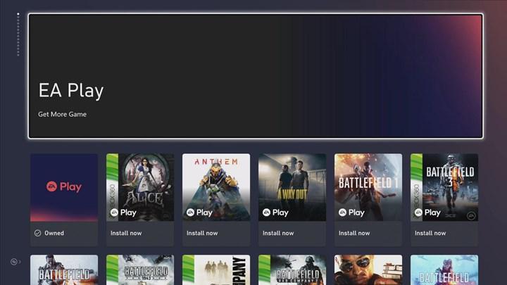 Xbox Game Pass sahipleri EA Play oyunlarını ön yüklemeye alabilir