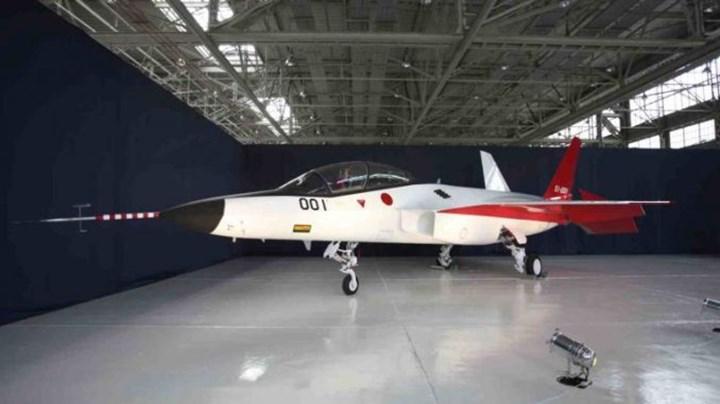 Japonya'nın yeni nesil savaş uçağı F-X için ana yüklenici, Mitsubishi oldu