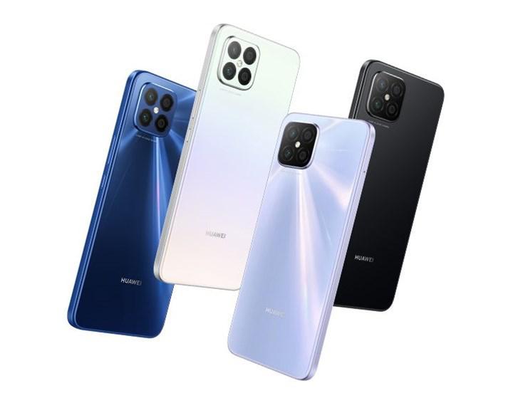 Huawei Nova 8 SE tanıtıldı: 64 MP kamera, 66W hızlı şarj ve 5G desteği