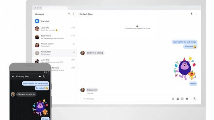 Google Mesajlar'a mesaj iletim zamanı planlama özelliği geldi