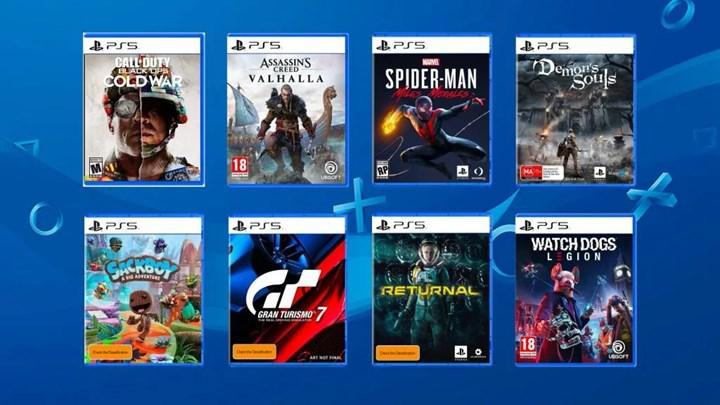 PS5 çıkış oyunları Türkçe olacak