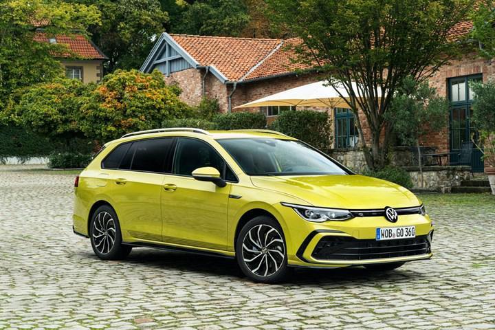 Yeni Volkswagen Golf Variant ve Golf Alltrack'ın tasarımlarına yakından bakın