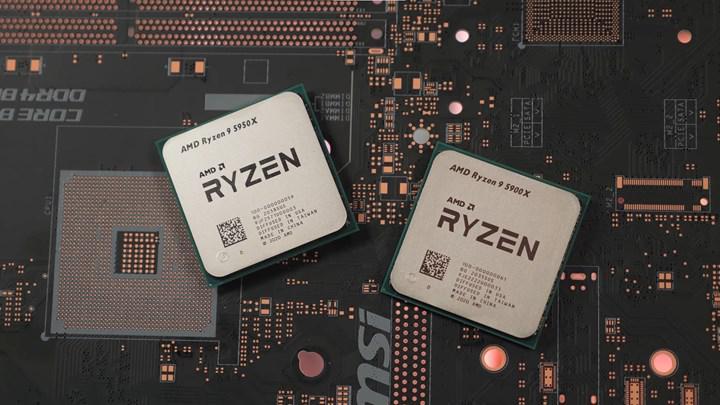 AMD Ryzen 5000 satışa sunuldu, İlk incelemeler geldi!