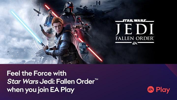 Star Wars Jedi: Fallen Order EA Play'e ekleniyor