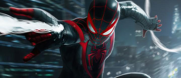 PS5 çıkış oyunu Marvel's Spider-Man: Miles Morales'in inceleme puanları paylaşıldı