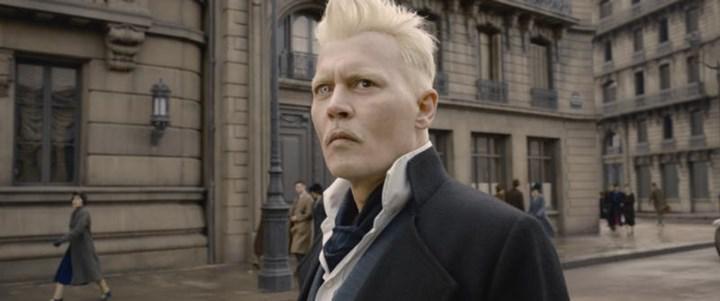 Johnny Depp Fantastic Beasts serisinden ayrıldı