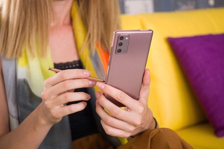 Samsung düşük talep nedeniyle Galaxy Note 20 üretimini azalttı