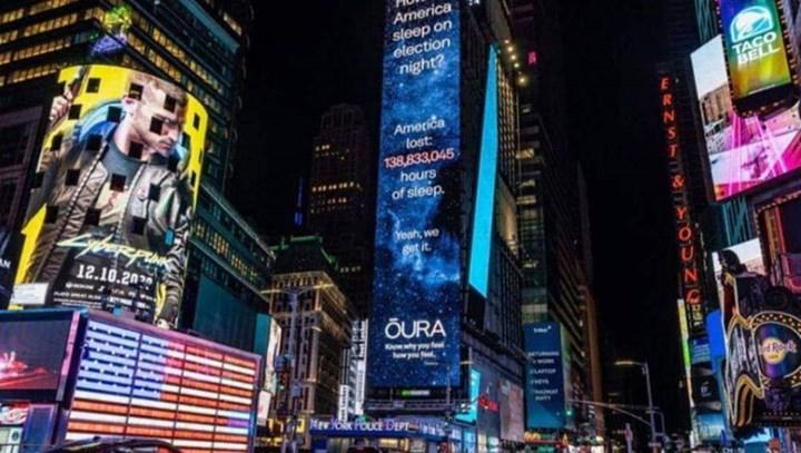 Cyberpunk 2077'nin Times Meydanı'nda sergilenen reklamı tam 2.5 milyon dolar