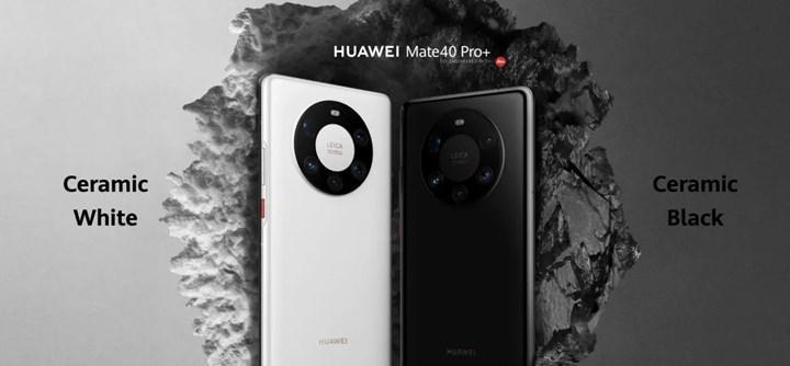 Huawei, Mate 40 Pro'ya olan yoğun talebi karşılayamıyor: Stoklar tükendi