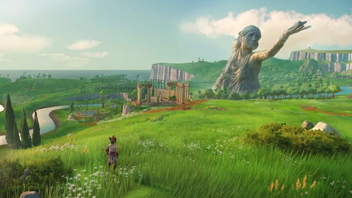 Zelda benzeri Ubisoft'un yeni oyunu Immortals Fenyx Rising'in sistem gereksinimleri açıklandı