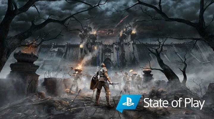 PS5'in en heyecanla beklenen oyunu Demon's Souls'tan 4K 60FPS oynanış görüntüleri