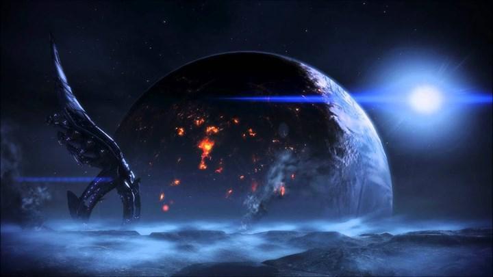 Mass Effect serisinin yeni oyunu geliştirme aşamasında