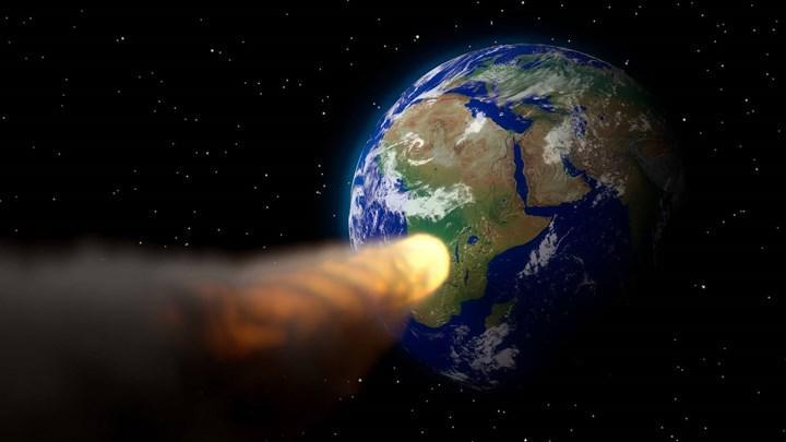 Dev asteroit Apofis'in 2068'de Dünya'ya çarpma olasılığı tekrar hesaplandı