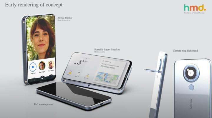 İptal edilmiş Nokia N95 devam modeli ortaya çıktı