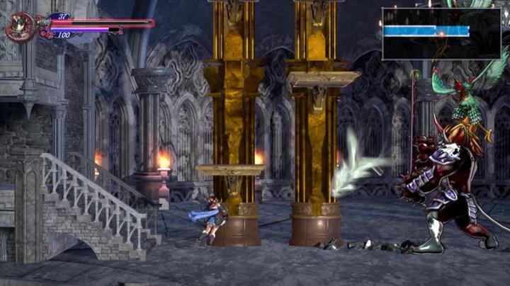 Metroidvania RPG türündeki Bloodstained: Ritual of the Night 4 Aralık'ta mobil cihazlara geliyor