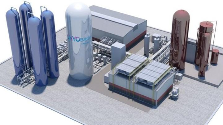 İngiltere'de havayı sıvılaştırarak enerji depolayacak santral kuruluyor