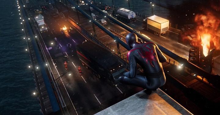PS5 çıkış oyunu Marvel's Spider-Man: Miles Morales'in çıkış fragmanı paylaşıldı