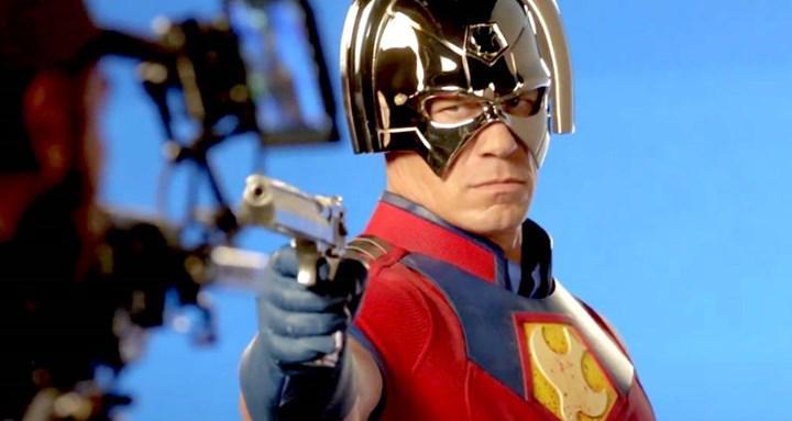 John Cena'nın başrolünde olduğu The Suicide Squad'ın spin-off dizisi Peacemaker'ın çekimleri başlamak üzere