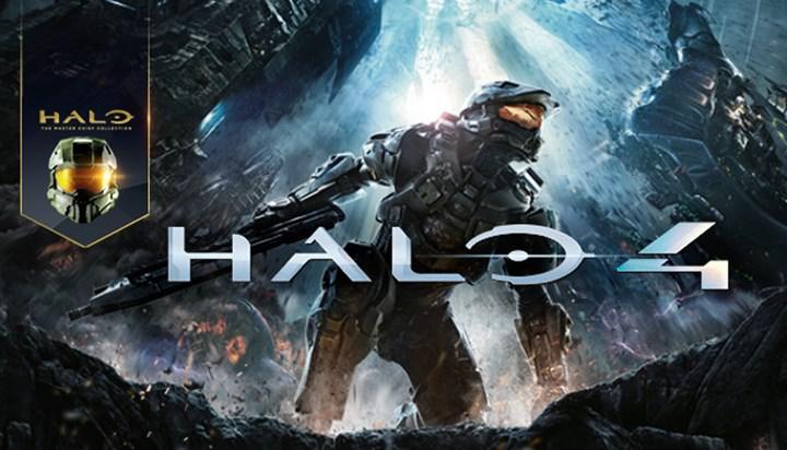 17 Kasım'da piyasaya çıkacak Halo 4 ile Halo: The Master Chief Collection paketi tamamlanıyor