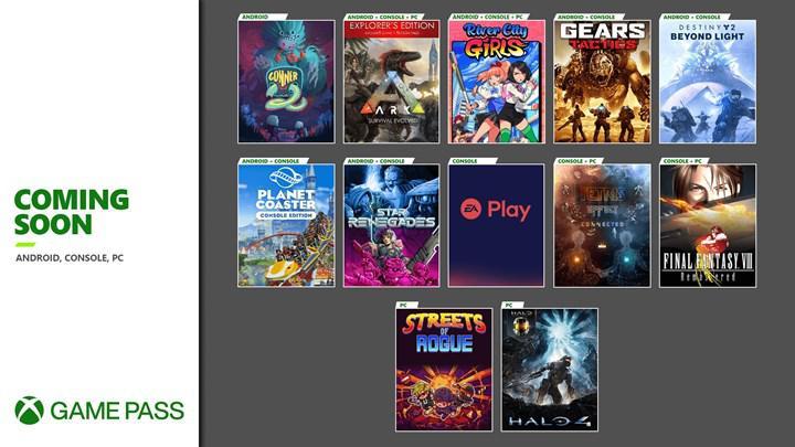 Xbox Game Pass'e eklenen yeni oyunlar ve EA Play ile PC Game Pass sisteminin birleşeceği tarih duyuruldu