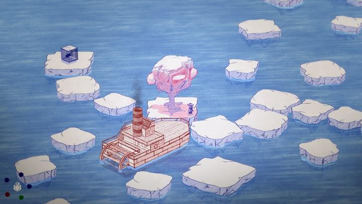Çizimleriyle dikkat çeken macera oyunu Inked'in iOS cihazlar için çıkış tarihi açıklandı