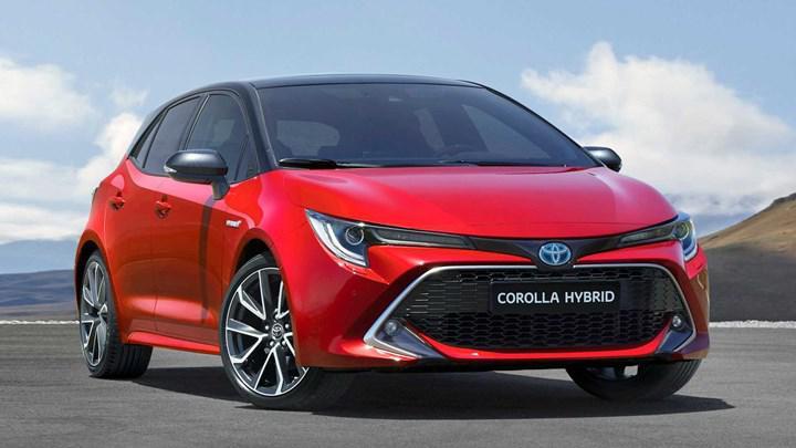 Corolla Hibrit 2020 kasım fiyat listesi