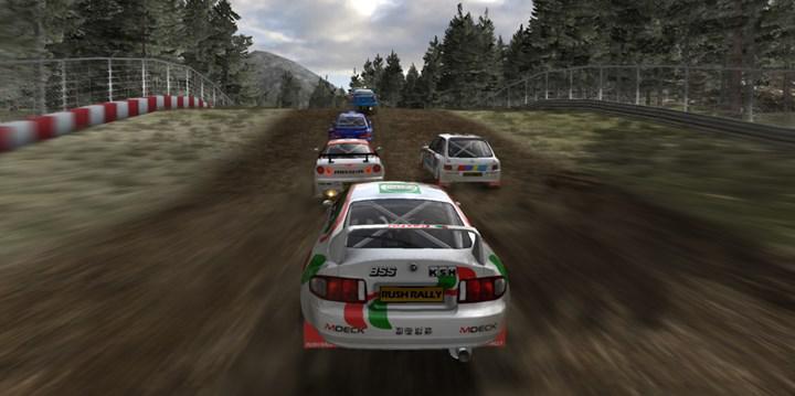 Mobil oyun Rush Rally 3'ün yeni eklenti paketi  Gravel Tracks 19 Kasım'da geliyor