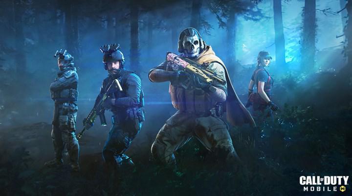 Call of Duty: Mobile'ın 12. sezonu başladı