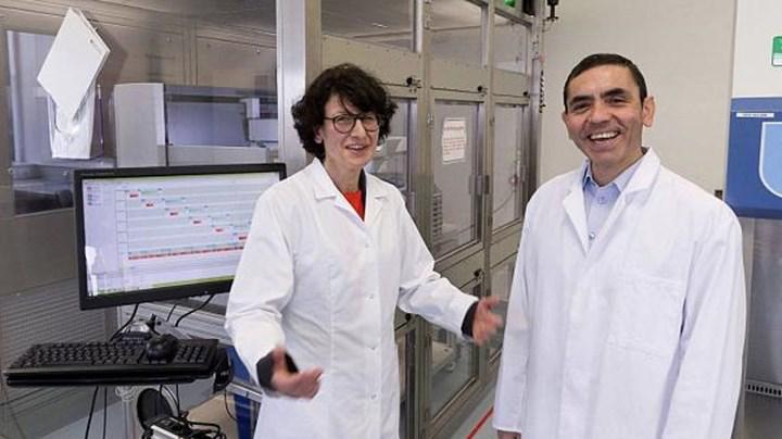 BiONtech aşı adayı Ocak ayında ülkemize gelebilir
