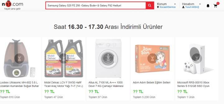 Xbox Series S ve PlayStation 5, Türkiye'de ilk kez indirime giriyor