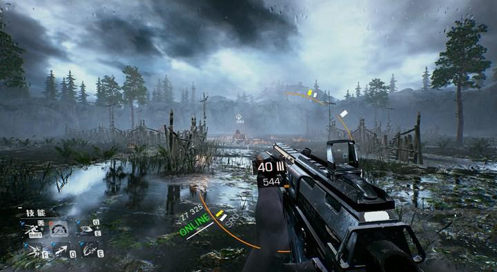 Xbox Series X'e gelen Bright Memory, PC'dekine benzer grafik ayarları menüsüne sahip