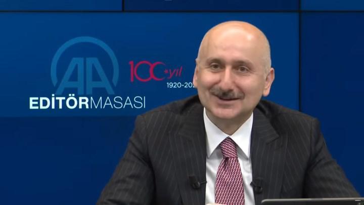 Ulaştırma ve Altyapı Bakanı'ndan internet altyapısı hakkında şaşırtan açıklama