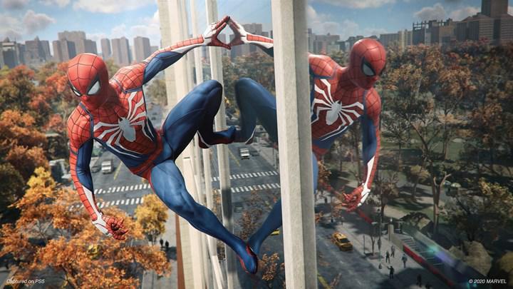 Spider-Man Remastered'ın PS4 vs PS5'teki grafik karşılaştırması