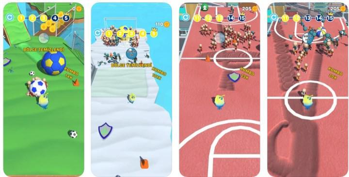Fenerbahçe'nin ilk mobil oyunu FuBo Rolls yayınlandı
