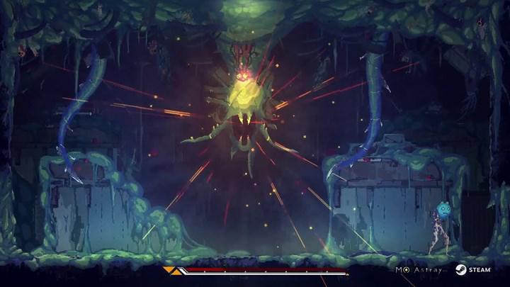 Bilim kurgu aksiyon oyunu MO: Astray, iOS ve Android için çıktı