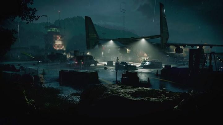 Call of Duty Black Ops Cold War'un Trabzon Havaalanı'nda geçen bölümünden oynanış videosu (PC - Ultra 4K 60 FPS)