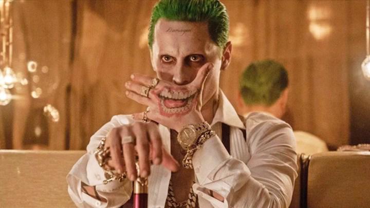 Jared Leto, Zack Snyder's Justice League'de farklı bir Joker görünümüne sahip olacak