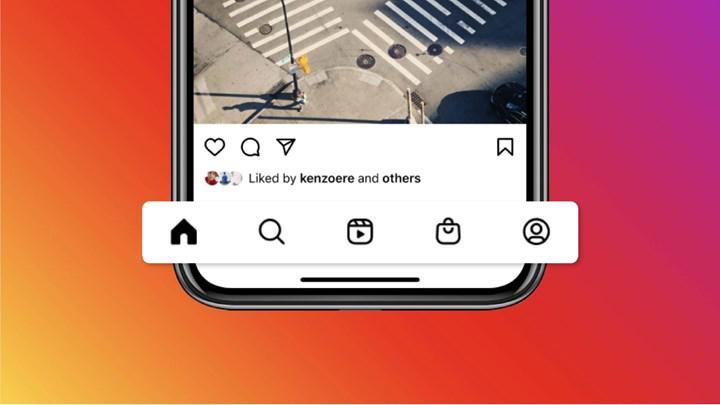 Instagram'ın ana ekranı değişti: Reels ve Mağaza sekmeleri geldi
