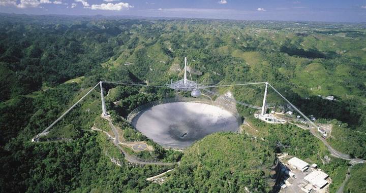 Üç ay içinde iki kazanın meydana geldiği Arecibo Gözlemevi, tamamen yıkılabilir